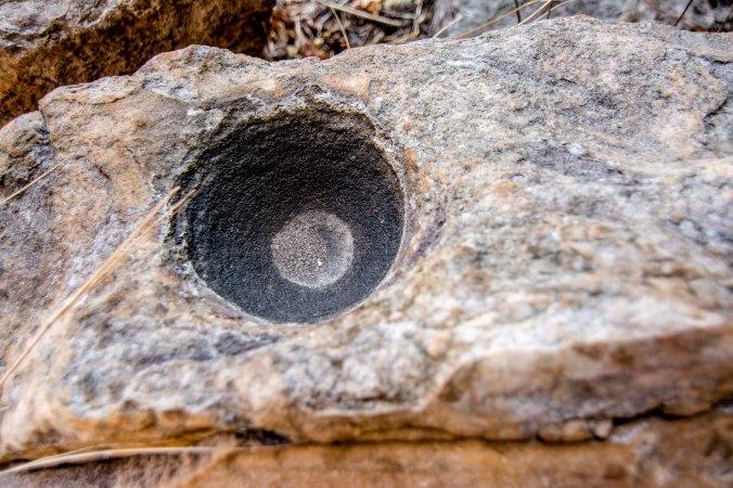 arnhem land - injalak hill - griding hole.jpg